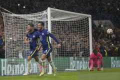 Dua gol penalti, Chelsea atasi  Malmo 4-0